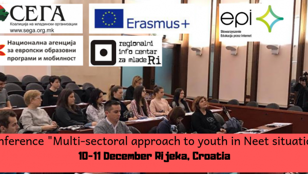 "Conference in Rijeka, Croatia ""Multi-sectoral approach to youth in NEET situation"""