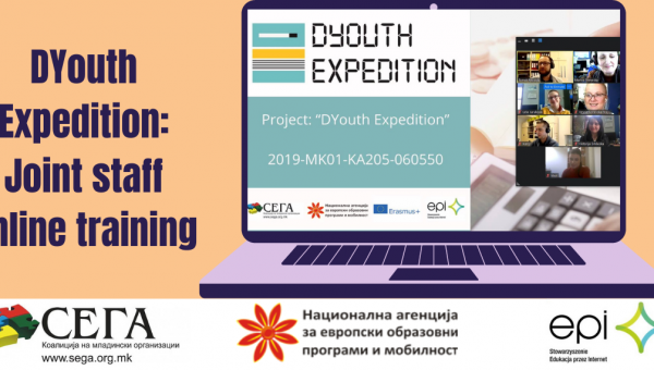 DYouth Expedition: Joint Staff Online Training