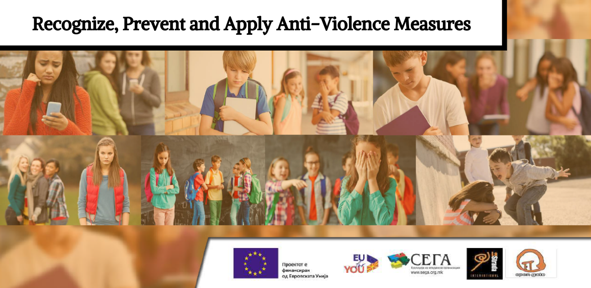 Recognize, Prevent and Apply Anti-Violence Measures