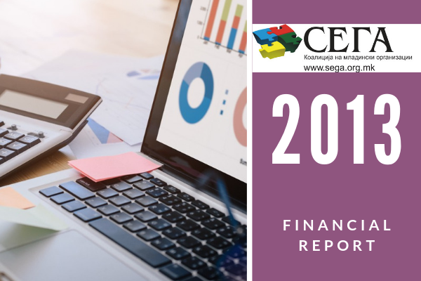 Financial Report for 2013