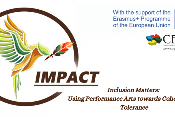 IMPACT - Inclusion Matters! Using Performing Arts towards Cohesion and Tolerance