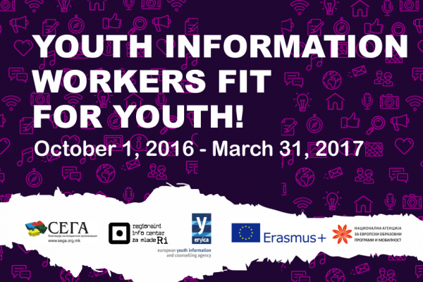 Youth Information Workers fit to Youth